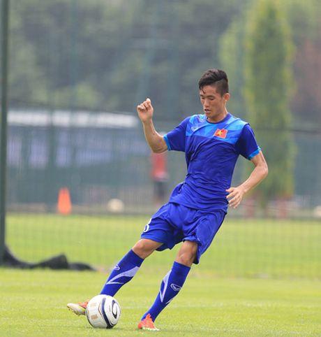 Diem mat nhung hot boy cuc de thuong cua U19 Viet Nam - Anh 13