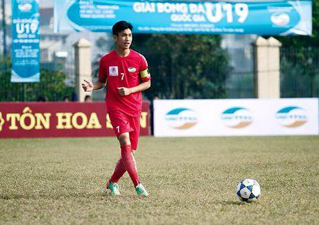 Diem mat nhung hot boy cuc de thuong cua U19 Viet Nam - Anh 3