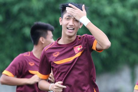 Diem mat nhung hot boy cuc de thuong cua U19 Viet Nam - Anh 4