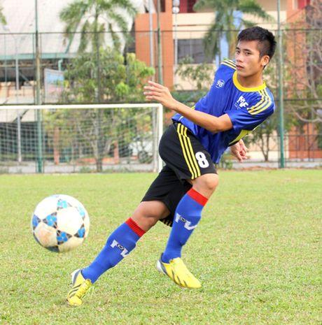 Diem mat nhung hot boy cuc de thuong cua U19 Viet Nam - Anh 8