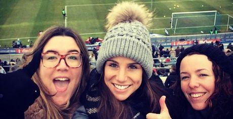 Lucia Villalon: Tu tinh tin don Ronaldo den vo sap cuoi cua Chicharito - Anh 6