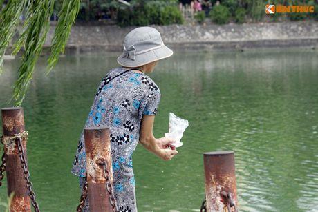 Ho Van Quan boc mui hoi tanh den nghet tho giua Ha Noi - Anh 16