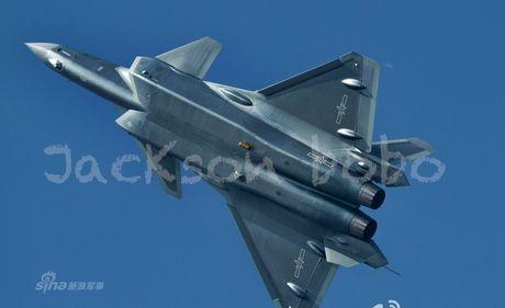 Tiem kich tang hinh J-20 Trung Quoc van dung dong co Nga? - Anh 3