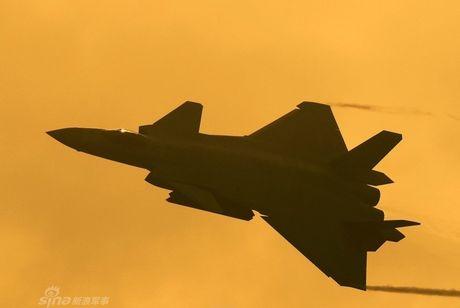 Tiem kich tang hinh J-20 Trung Quoc van dung dong co Nga? - Anh 4
