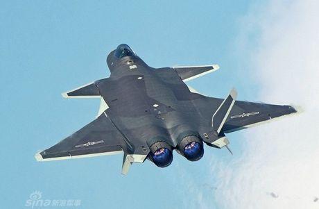 Tiem kich tang hinh J-20 Trung Quoc van dung dong co Nga? - Anh 5
