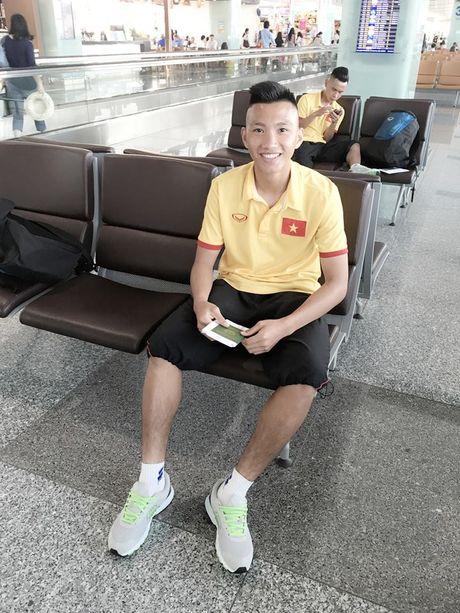 Chan dung sao U19 Viet Nam duoc AFC vinh danh - Anh 10
