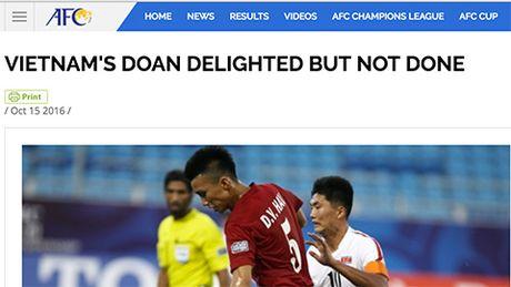 Chan dung sao U19 Viet Nam duoc AFC vinh danh - Anh 1