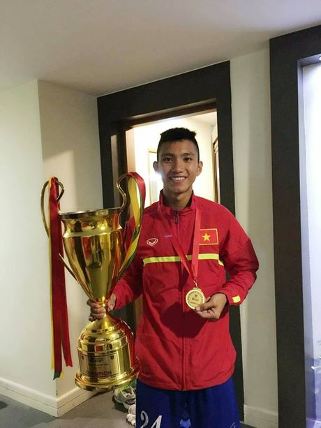 Chan dung sao U19 Viet Nam duoc AFC vinh danh - Anh 4