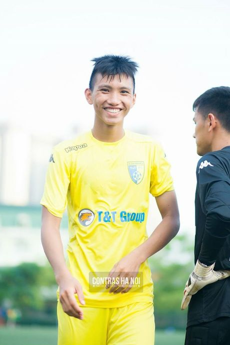 Chan dung sao U19 Viet Nam duoc AFC vinh danh - Anh 7