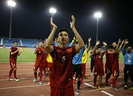 Chan dung sao U19 Viet Nam duoc AFC vinh danh - Anh 9