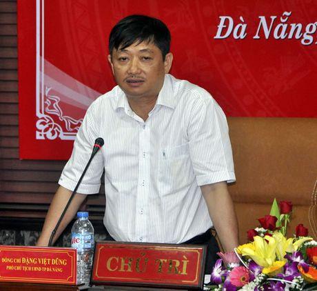 Thuong tuong Bui Van Nam kiem tra cong tac tai CATP Da Nang: Giu vung moi truong yen binh, on dinh cho thanh pho phat trien - Anh 2