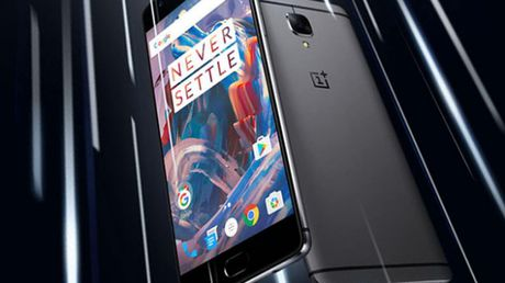 He lo smartphone OnePlus chay vi xu ly Snapdragon 821 - Anh 1