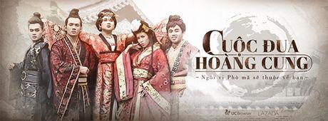 """""""Cuoc Dua Hoang Cung"""" hap dan nguoi choi - Anh 5"""