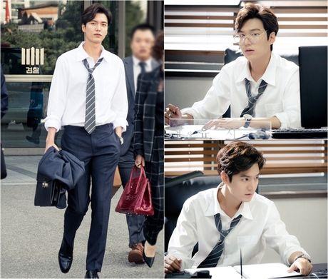 "Lee Min Ho khon kho vi bi ""tien ca"" Jun Ji Hyun da vang 2 lan - Anh 10"