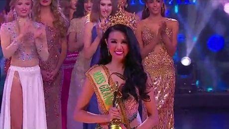 Hoa hau Hoa binh Quoc te 2016:Indonesia dang quang, Nguyen Thi Loan truot Top 10 - Anh 3