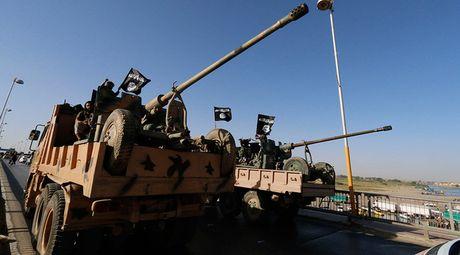 Lien quan quoc te chong IS len ke hoach tan cong Raqqa (Syria) - Anh 1