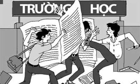 "Su vo cam ""tiep tay"" cho bao luc hoc duong - Anh 1"