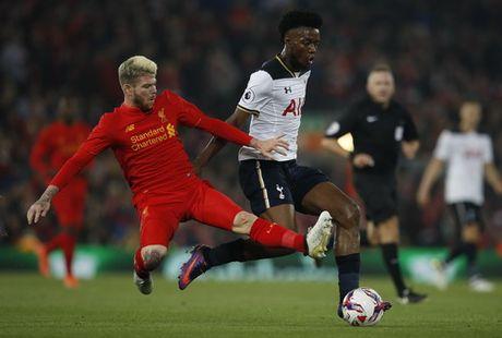 Danh bai Tottenham, Liverpool vao tu ket Cup Lien doan - Anh 3