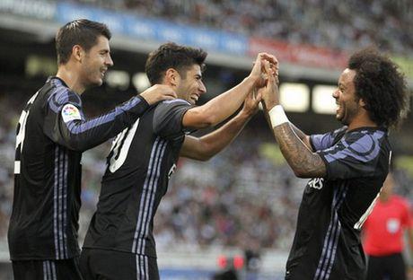 """Sao Real Madrid """"thua dam"""" o le hoi La Liga - Anh 2"""