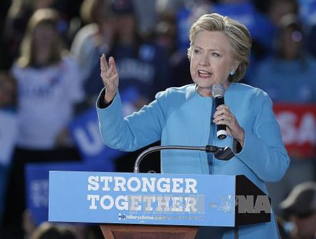 70% cu tri nhan dinh ba Clinton se dac cu Tong thong - Anh 1