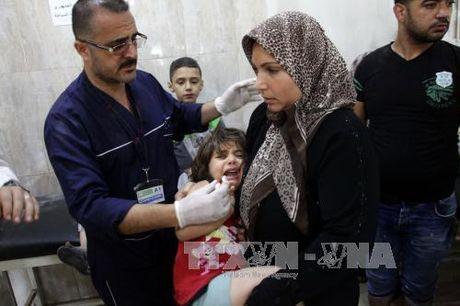 Nga gia han viec tam ngung khong kich o Aleppo - Anh 1