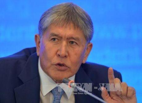 Chinh phu Kyrgyzstan tu chuc - Anh 1