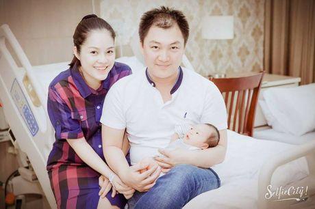 Lo anh con dau long bu bam cua Duong Cam Lynh - Anh 7