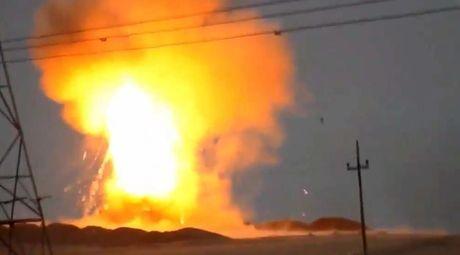 IS phong ten lua pha xe tang Abrams cua quan doi Iraq o Mosul - Anh 1