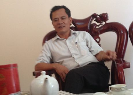 Thanh Hoa: Khien trach Chu tich UBND xa Thinh Loc - Anh 1