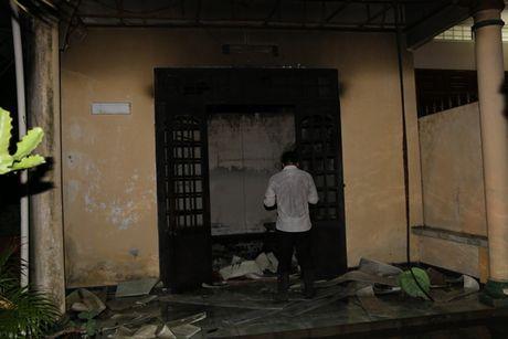 Quang Nam: Mot vu chay nha bat thuong - Anh 1