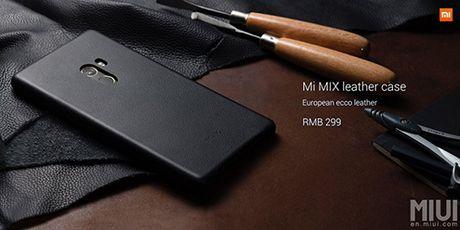 Xiaomi Mi Mix man hinh vien cuc ky mong trinh lang - Anh 4