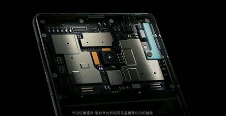 Xiaomi Mi Mix man hinh vien cuc ky mong trinh lang - Anh 5