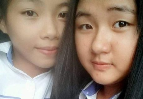 Bac Ninh: Hai nu sinh lop 8 mat tich bi an - Anh 1