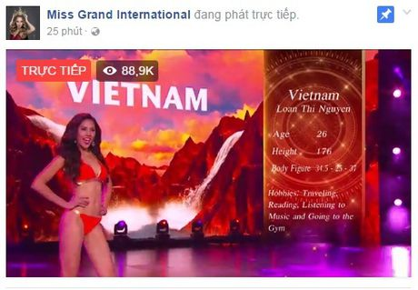 Nguyen Thi Loan truot top 10 Miss Grand International 2016 - Anh 4
