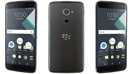BlackBerry DTEK60 bat ngo ra mat voi gia 499 USD - Anh 1