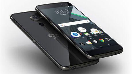 BlackBerry DTEK60 bat ngo ra mat voi gia 499 USD - Anh 2