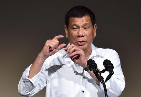 Tong thong Duterte: Philippines se 'ton tai' du khong co vien tro cua My - Anh 1