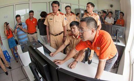 Su dung hon 50 mat than xu phat vi pham giao thong tren cao toc Noi Bai – Lao Cai - Anh 2