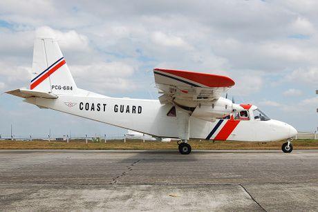 Philippines thue 5 may bay Nhat, quyet tang cuong tuan tra hang hai - Anh 2