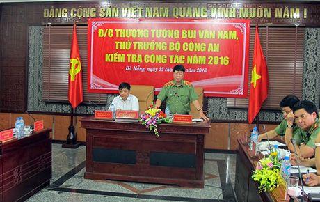 Tang cuong cong tac dam bao an ninh APEC 2017 - Anh 1
