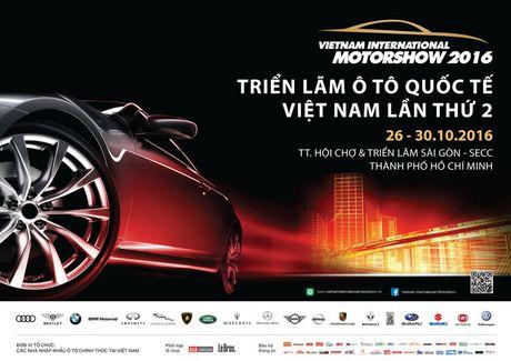 Samsung mang trien lam cong nghe di dong moi nhat den Trien lam o to quoc te Viet Nam 2016 - Anh 1