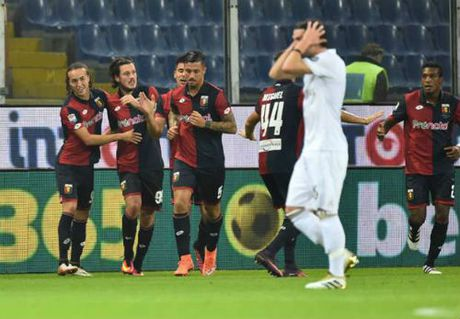 Genoa - Milan: Tro lai mat dat - Anh 1