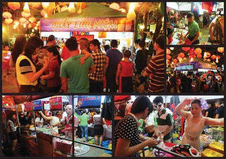 Halloween Party 2016 - le hoi hoa trang day mau sac tai he thong Tho Trang - Anh 4