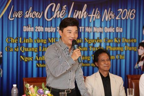 Quang Linh lan dau tran tinh tin 'hat mot bai mua duoc 4 can nha' - Anh 1