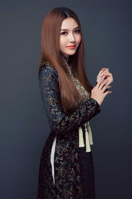 Ngam can canh quoc phuc du thi cua Ngoc Duyen tai Miss Global Beauty Queen - Anh 4
