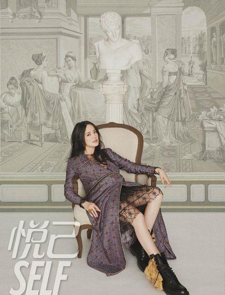 Ngam my nhan duoc menh danh la 'Angelina Jolie Hoa ngu' - Anh 21