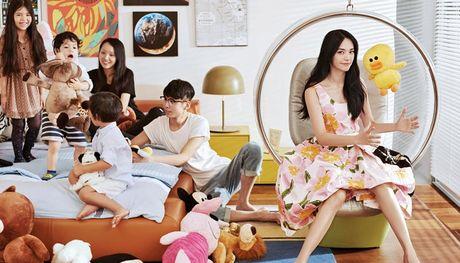 Ngam my nhan duoc menh danh la 'Angelina Jolie Hoa ngu' - Anh 25