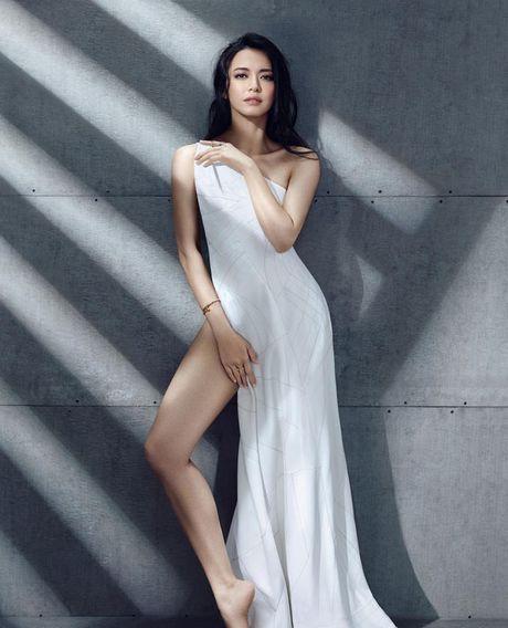 Ngam my nhan duoc menh danh la 'Angelina Jolie Hoa ngu' - Anh 2