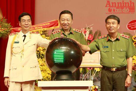 Bao CAND don nhan Huan chuong Bao ve To quoc hang Nhat - Anh 4