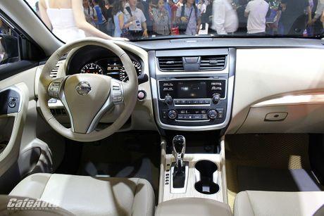 Nissan Teana 2016 ra mat tai VIMS 2016 - Anh 2